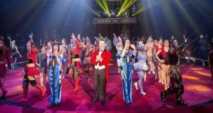 International Circus Festival of Italy 2018