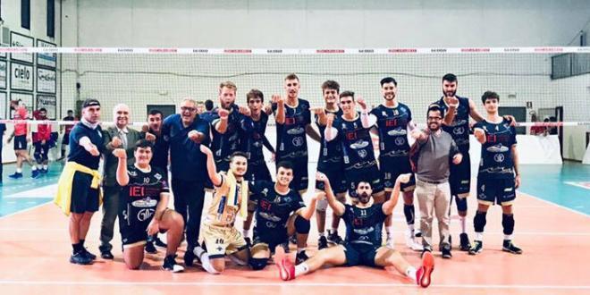 Istituto Estetico Italiano Sabaudia Pallavolo si aggiudica la vittoria contro il Civita Castellana