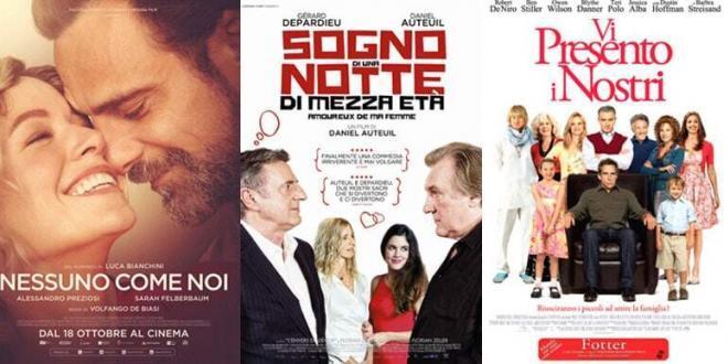 Film consigliati al cinema e in televisione da venerdì 19 a domenica 21 ottobre