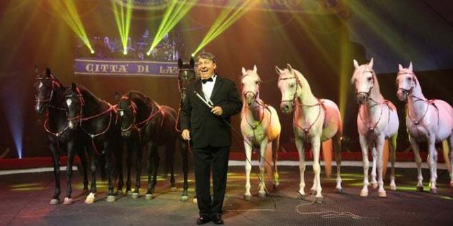 Si vota per il vincitore della 19esima edizione dell'International Circus Festival of Italy