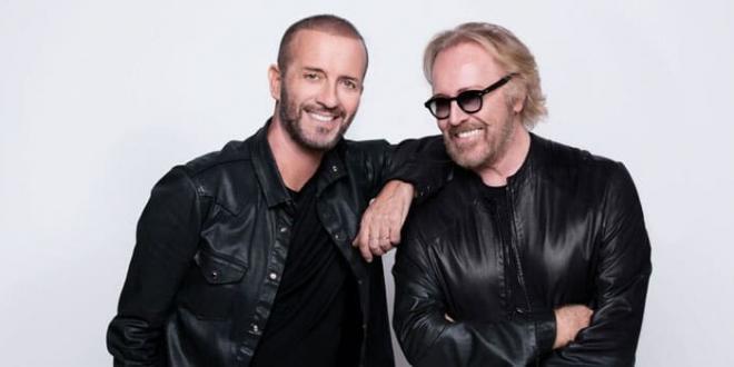 Raf e Umberto Tozzi tornano a cantare insieme. Nel 2019 per la prima volta insieme in tour nei palasport