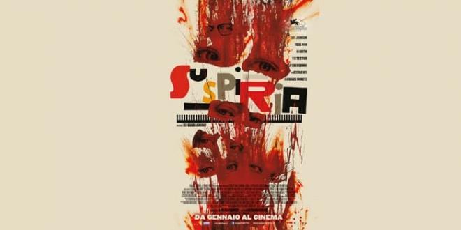 """""""Suspiria"""" di Luca Guadagnino, da gennaio 2019 al cinema"""