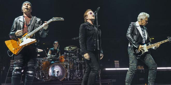 "U2: dal 19 ottobre in radio il nuovo singolo ""Landlady"""