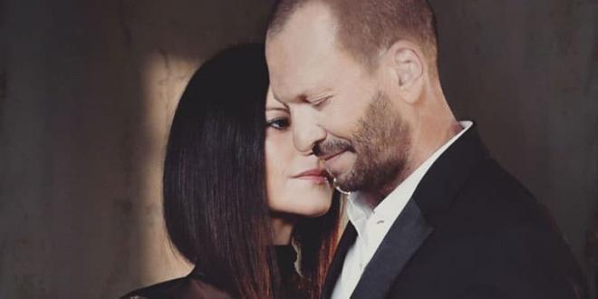 """Laura Pausini e Biagio Antonacci: in radio il duetto inedito  """"Il coraggio di andare"""""""
