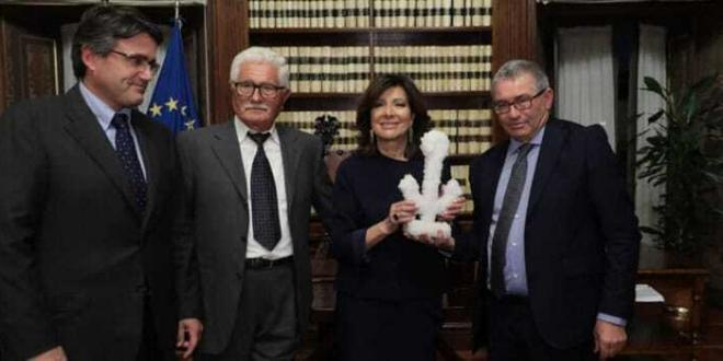Gli imprenditori balneari ricevuti dal Presidente del Senato della Repubblica