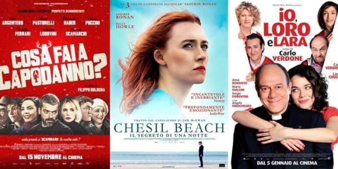 Film consigliati al cinema e in televisione da venerdì 16 a domenica 18 novembre