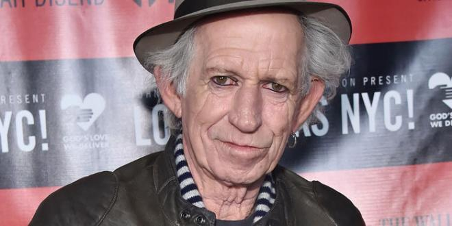Keith Richards: addio ai superalcolici