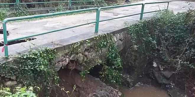 Sabaudia. Maltempo: chiuso il Ponte Canale Arciglioni