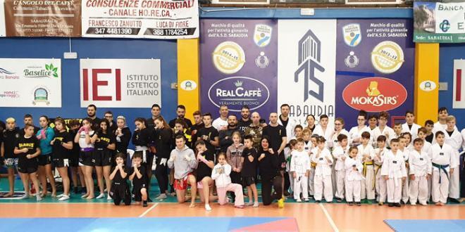 "Taekwondo. TeamIadevaia in grande spolvero a Sabaudia"""