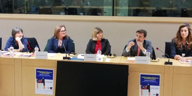 """Il """"Lessico pratico"""" per l'italiano lingua di lavoro in un'ottica europea"""