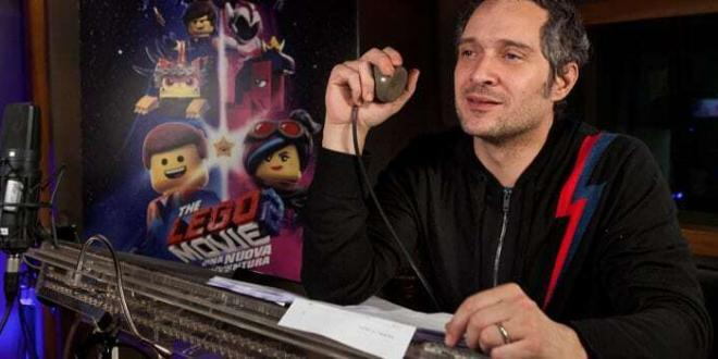 "Claudio Santamaria doppierà Batman in ""The Lego Movie 2: Una nuova avventura"""