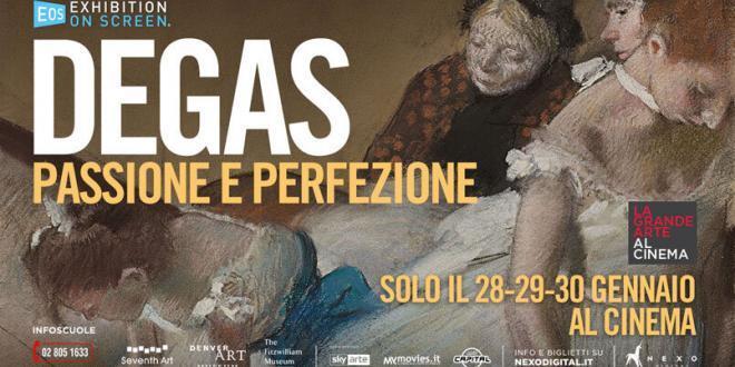 Degas. Passione e perfezione: al cinema dal 28 al 30 gennaio