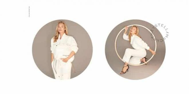 Kaia Gerber e Kate Moss protagoniste nuova campagna di Stella McCartney