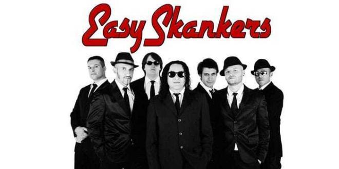 Easy Skankers: sabato 23 febbraio in concerto al Madison Cafè di Sabaudia. Intervista