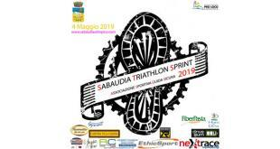 Sabaudia Triathlon Sprint Silver Rank 2019