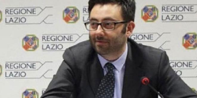 Mauro Buschini nuovo Presidente del Consiglio Regionale del Lazio