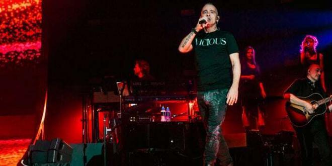 """Eros Ramazzotti: terminata a Vienna prima leg europea del """"Vita Ce N'è World Tour"""""""