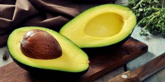 Avocado fresco per ridurre la fame