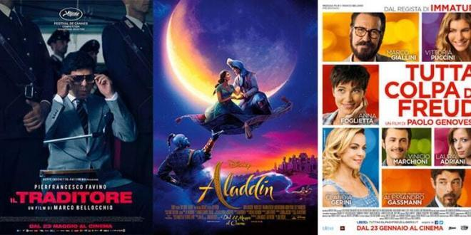 Film consigliati al cinema e in televisione da venerdì 24 a domenica 26 maggio