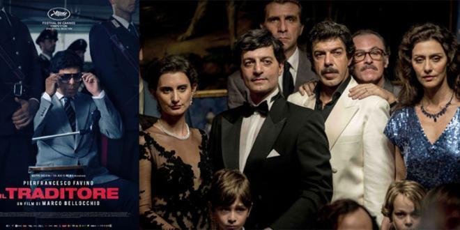 """""""Il traditore"""" di Marco Bellocchio è """"Film europeo dell'anno"""""""