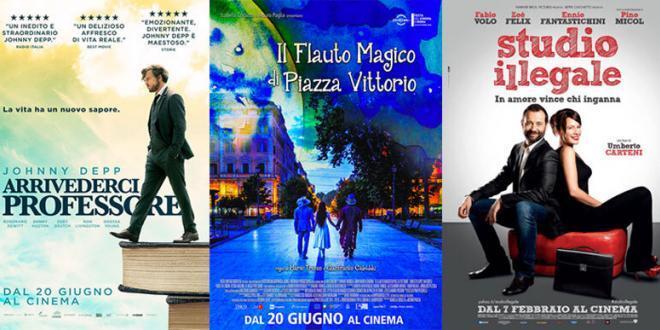 Film consigliati al cinema e in televisione da venerdì 21 a domenica 23 giugno