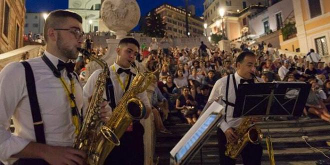 Campidoglio: grande partecipazione per la Festa della Musica 2019