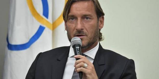 L'addio di Francesco Totti alla Roma