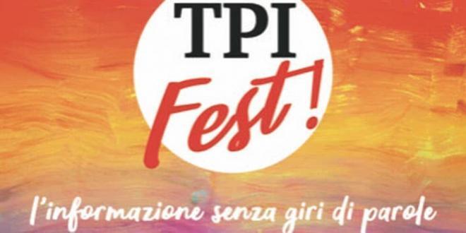 TPI Fest! – L'informazione senza giri di parole: dal 22 al 24 luglio a Sabaudia