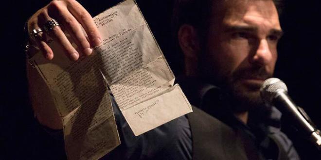 """Edoardo Leo in """"Ti racconto una storia"""" al Teatro di Ostia Antica"""