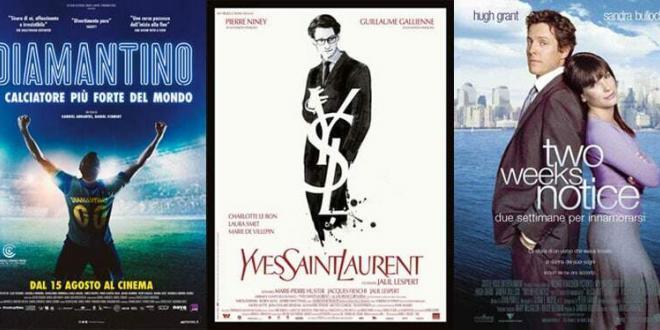 Film consigliati al cinema, in televisione e sul web da venerdì 16 a domenica 18 agosto