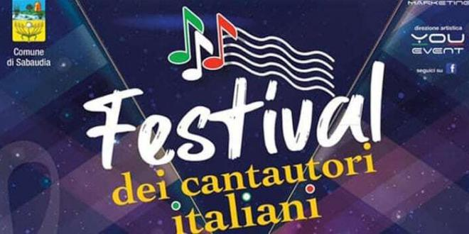 Festival dei Cantautori italiani: dal 22 al 25 agosto la musica torna protagonista a Sabaudia