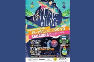 sabaudia-musica-village