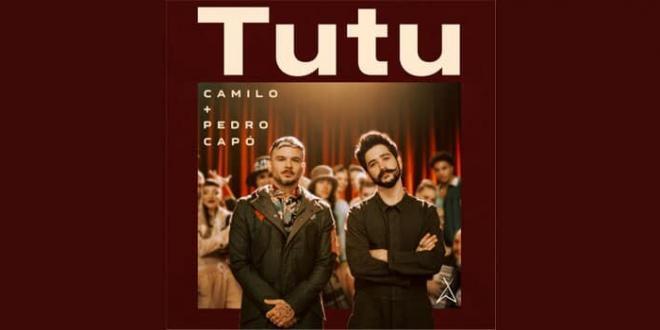 """Camilo, Pedro Capò nuovo singolo """" Tutu"""" in radio dal 20 Settembre"""