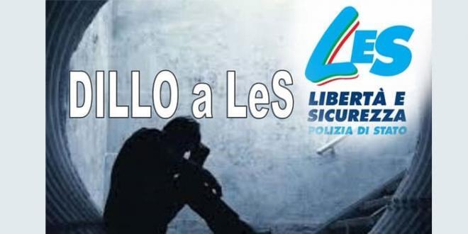 Suicidi tra le forze dell'ordine: iniziativa di LeS per atti concreti nel prevenire le tragedie