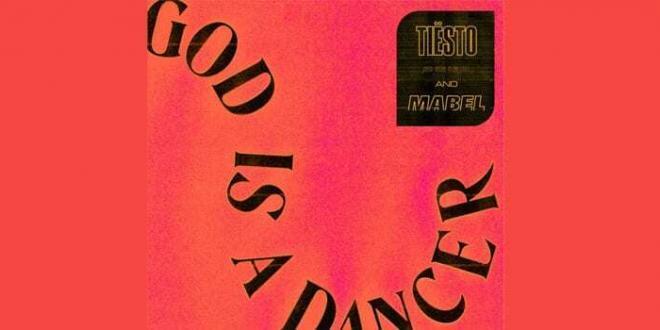 """Tiësto Mabel E' uscito oggi ed è subito disponibile per la rotazione radiofonica """"God is a dancer"""""""