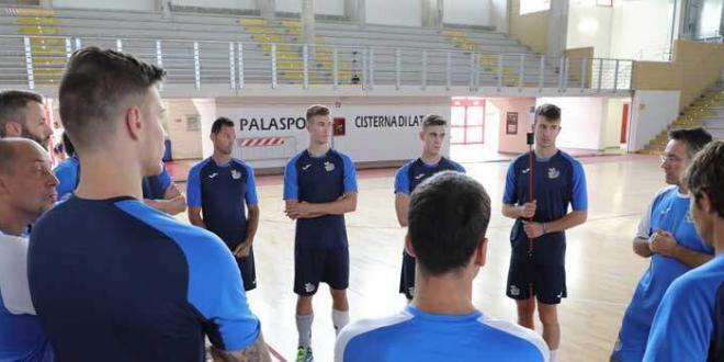 Top Volley Latina, lunedì in campo a Cisterna con Roma Volley Club (A3)