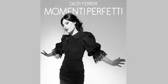 """Giusy Ferreri in radio con il nuovo singolo """"momenti perfetti"""" da venerdì 18 Ottobre"""