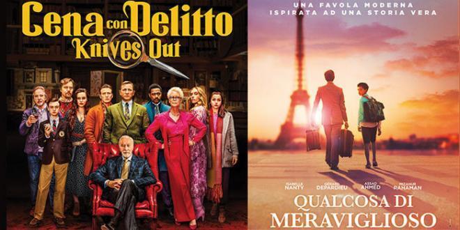 Cinerama. Film consigliati al cinema e in televisione da venerdì 06 a domenica 08 dicembre
