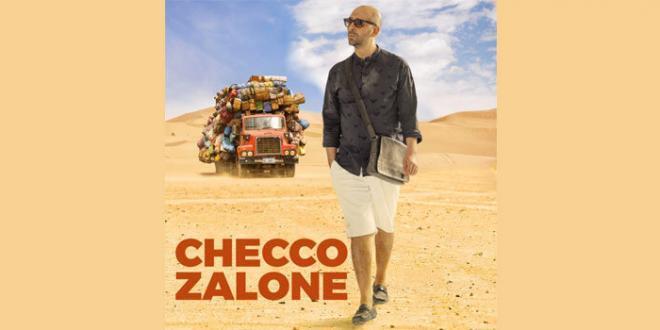 """Checco Zalone torna con il nuovo singolo """"Immigrato"""""""