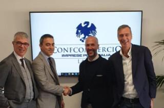 Confmare Lazio Sud, passaggio di consegne nel sindacato di Confcommercio Lazio Sud