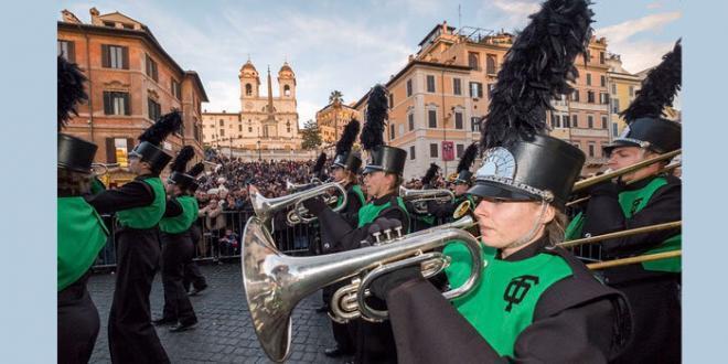 Roma: Torna a grande richiesta la spettacolare parata di Capodanno
