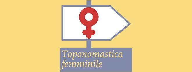 L'italianaToponomastica femminilevincitrice del Premio CESE della Società civile 2019 per la parità di genere