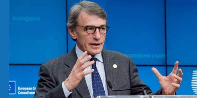 """Sassoli: """"Il Parlamento europeo non accetterà un accordo qualsiasi"""""""