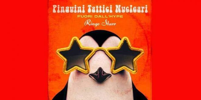 """Dal 17 aprile il nuovo singolo """"Ridere"""" dei Pinguini Tattici Nucleari"""