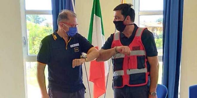 Associazione Nazionale Carabinieri e Amministrazione comunale di Sermoneta ancora alleati