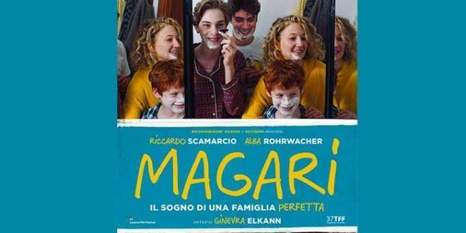 """Magari"", l'opera prima di Ginevra Elkann girata a Sabaudia in onda su RaiPlay"
