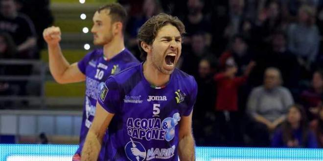 Daniele Sottile e gli 11 anni alla Top Volley Cisterna «Pronto a dare il mio contributo come sempre»