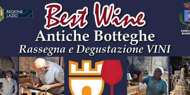 BEST WINE a BASSIANO