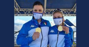 'Italia del beach sprint