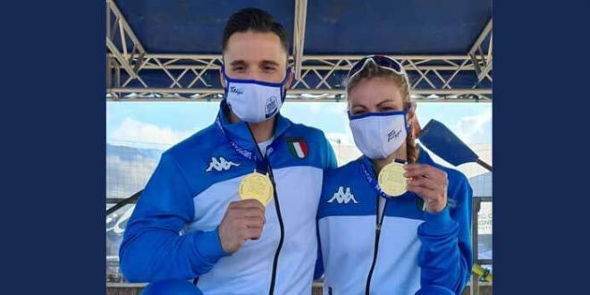 Canottaggio – L'Italia del beach sprint chiude l'ERCC 2020 con 4 medaglie